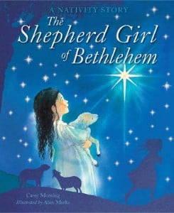 The Shepherd Girl of Bethlehem