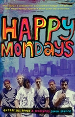 Simon Spence - Happy Mondays