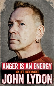 John Lydon - Anger is an Energy