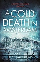 Anja de Jager A Cold Death in Amsterdam
