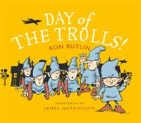 Ron Butlin - Day of  the Trolls