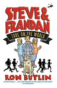 Ron Butlin - Steve and FranDan-Take on the World