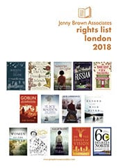 Jenny Brown Associates Rights List 2018