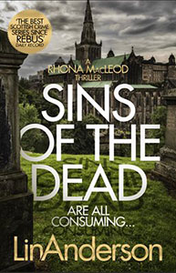 Lin Anderson - Sins of the Dead